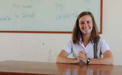 Madeleine Yoder '15: 'Land is Life:' Advocating for Indigenous Cambodians' Land Rights