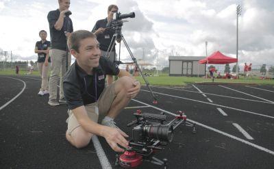 Broadcasting students nab six national Broadcast Educators Association awards