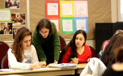 Kathy Meyer Reimer '83: Using books to teach, lead and inspire – The Good of Goshen