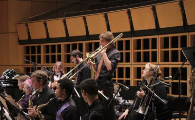 Goshen College wind and jazz ensembles to present joint concert