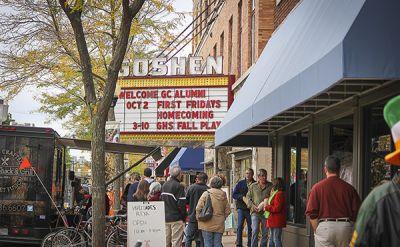 River Bend Film Fest brings Goshen's film connections into focus