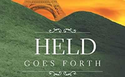 Mike Hostetler '68 uses Goshen as inspiration for first novel