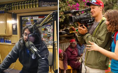 Goshen College named Indiana Radio School of the Year for fourth time in five years