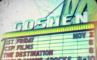 Ten movies filmed in Goshen – Good of Goshen