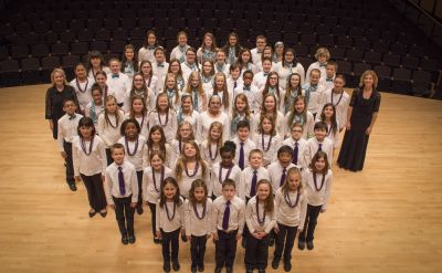 Community School of the Arts youth choirs to perform in spring showcase concert
