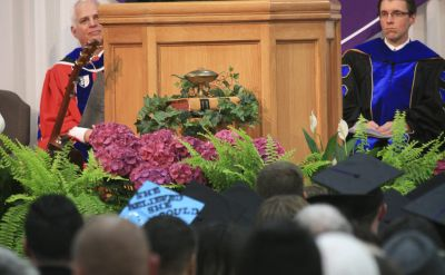 "Commencement speech (video and full text): ""Three Things"" by Carrie Newcomer '80"