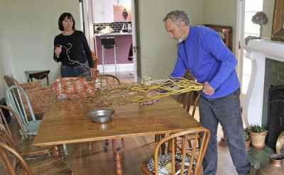 Kent Beck's '81 bed and breakfast inn coming alive in historic Goshen home