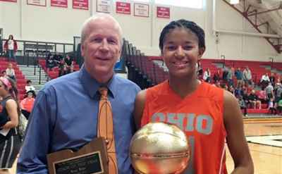 Ohio girls basketball Coach of the Year Scoop Miller '84 provides the scoop on how his name emerged – The Elkhart Truth