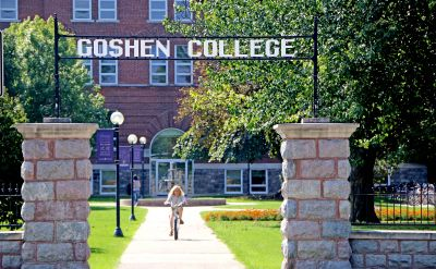 Goshen is a terrific place to live whether you're young, old or somewhere in between