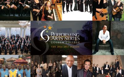 Performing Arts Series 2016-17 lineup announced