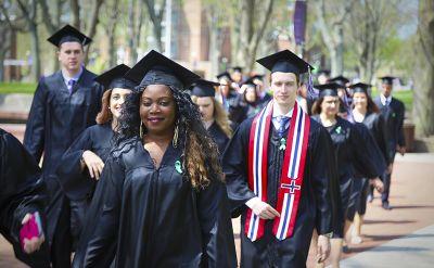 Goshen College announces Spring 2015-16 Dean's List