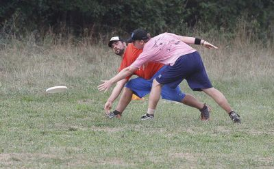 Goshen Ultimate Frisbee league gearing up for 8th season – The Goshen News