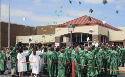 More top local high school graduates opting for private colleges – The Goshen News
