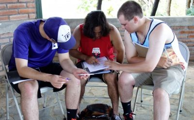 Members of Goshen College baseball team studying in Nicaragua – The Goshen News