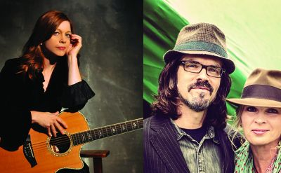 Folk artists Carrie Newcomer and Over the Rhine team up for Sept. 18 concert