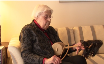 Gift of music: Mary Oyer '44 (video story) – Everence