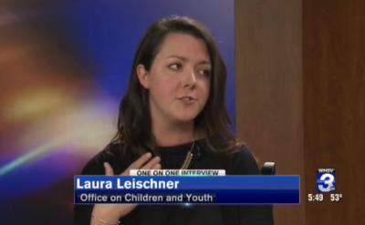 Laura Leischner '08 speaks on National Teen Pregnancy Prevention Month – WHSV