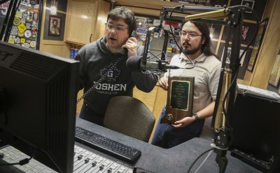 91.1 The Globe thrives with community support