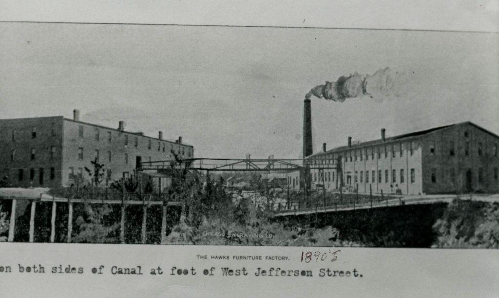hawks factories 1890s