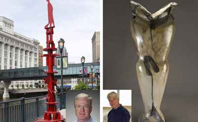 Notre Dame art professors to exhibit sculptures in Hershberger Art Gallery