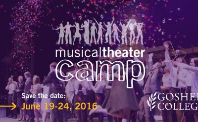 Musical theater camp Friday Night Revue
