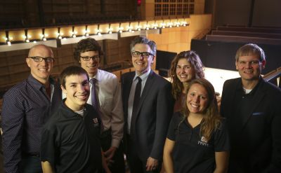 Ira Glass talks reporting, storytelling in interview with FiveCore Media