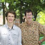 Bryan Yoder and Paul Meyer Reimer