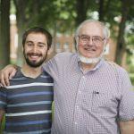 David Zehr and Paul Keim
