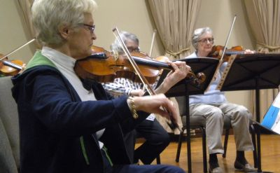 Jennings Adult Orchestra accepting new string instrument players