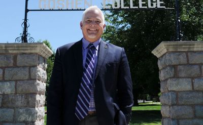 Jim Brenneman reflects on his decade as Goshen College's 16th president – The Goshen News