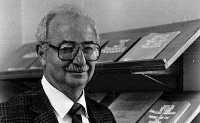 Goshen College Administrator Emeritus J.B. Shenk passes away