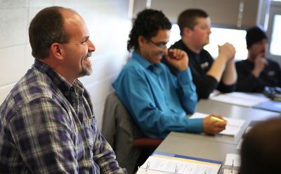 GC's Center for Business and Entrepreneurial Education offers programs for working adults