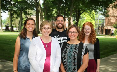 Student researchers help improve campus sexual assault prevention and response programs