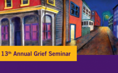 13th annual Grief Seminar to focus on diversity of grief experiences