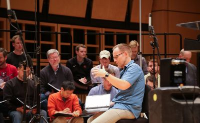 Album recorded at Goshen College Music Center debuts at No. 4 on Billboard chart