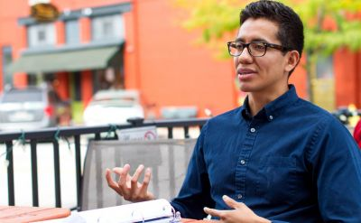Juan Carlos Diaz '13: Fostering a community of effective leaders – Good of Goshen