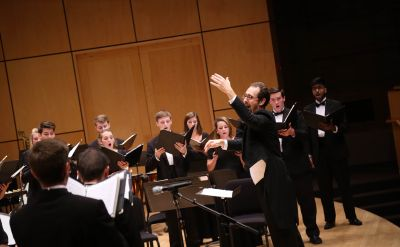 "Chamber Choir Joins St. Joseph Valley Camerata to perform Rachmaninoff ""All-Night Vigil"""