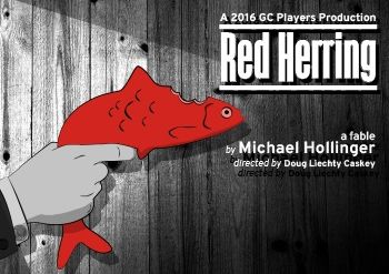 GC Players present the Fall Mainstage: 'Red Herring'