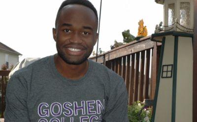 Delphin Monga '20 recalls move to United States – The Knight Crier