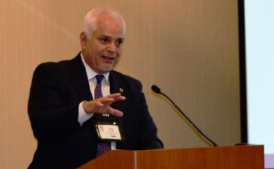 President Brenneman delivers Hispanic Association of Colleges and Universities keynote address