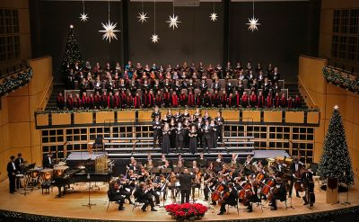 Thirteenth annual Festival of Carols scheduled Dec. 2-4