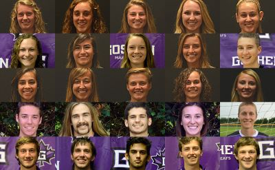 Twenty-five students earn NAIA scholar-athlete awards