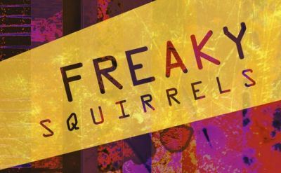 Students publish 'Freaky Squirrels,' a collection of stories by GC alumni