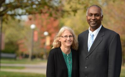 Dr. Joseph Manickam '91 named ninth president of Hesston College – Hesston College