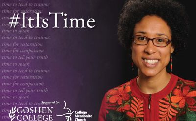 Martin Luther King, Jr. Day at Goshen College affirms 'It Is Time'
