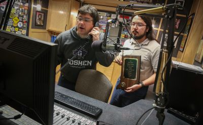 WGCS nominated for Best College Radio Station in the Nation for seventh year