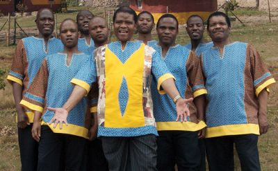 Performing Arts Series Concert: Ladysmith Black Mambazo