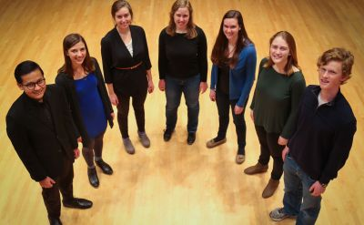 Seven student musicians take the stage for 57th Annual Concerto-Aria Concert