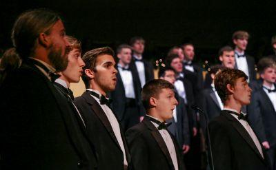 Goshen College to host men's choir festival