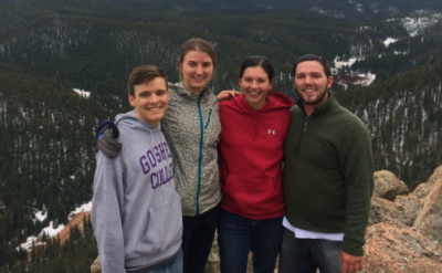 Service fuels volunteer Stephen Graber's ('15) goal to be a doctor – Mennonite Mission Network